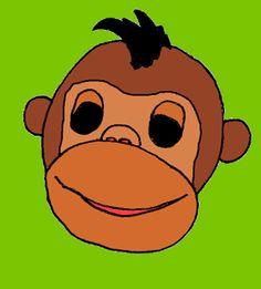 Liedje over apen voor de Nationale Voorleesdagen 2014.
