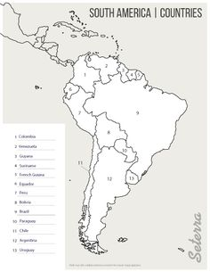 40 Best Outline maps images | Map quiz, Teaching geography ...