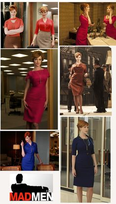 Oh how I've missed the proper sass served up by Joan Holloway