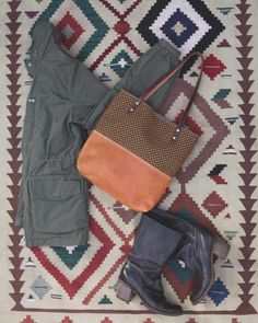 The Merkato Tote Bag || 03