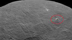 NASA descubrió 'pirámide' misteriosa en el planeta enano Ceres #Peru21