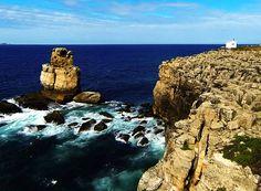 Peniche, Portugal http://www.discoverfrance.com/european-tours-destinations/bike-tours-portugal