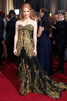 Jessica Chastain – @VanityFair International Best Dressed List 2012 — http://www.vanityfair.com/style/the-international-best-dressed-list/2012/4