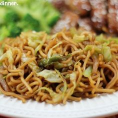 Chow Mein (Copycat Panda Express) don't know why, but I've been craving this for months!