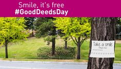 What do Pope Francis, Bill Gates, For Momentum, Adrian Grenier, Pittsburgh Mayor Bill Peduto, GM Team Cares and millions of people in 88 different countries around the world all have in common? They all support Good Deeds Day. #GoodDeedsDay #ForMomentum
