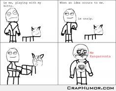 Marsupial rage