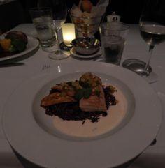 Grilled Mahi Mahi @ Savor Norwegian Getaway Yummy! So tasty!