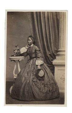 Sara Forbes Bonetta was captured aged five by slave raiders in west Africa, rescued by Captain Frederick E Forbes, then presented as a 'gift' to Queen Victoria. Hidden histories: the first black people photographed in Britain – in pictures