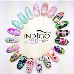 paznokcie indigo nails - Szukaj w Google