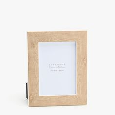 Image 1 of the product WOOD-FINISH FRAME WITH WHITE RIMS