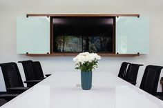 Pearl Headquarters. Scotts Valley, CA Commercial Office Conference Room Detail