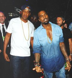 Hey Jeezy and Hov where the hell have you been?
