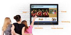 Výsledok vyhľadávania obrázkov pre dopyt digital signage split screen
