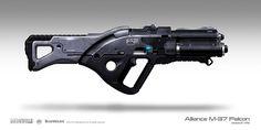Mass Effect 3 Concept Art by Brian Sum