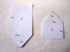 Hogyan készítsünk egy patchwork zsinórral Bag