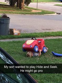 Son playing Hide & Seek ! going pro ~ funny snapchat humor http://ibeebz.com