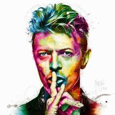 """"""" Per me la musica è il colore, non il dipinto. La mia musica mi permette di dipingere me stesso """" ( David Bowie )"""