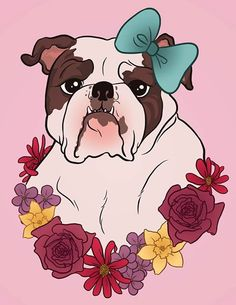 girl bulldog tattoo idea #english #bulldog #englishbulldog #bulldogs #breed #dogs #pets #animals #dog #canine #pooch #bully #doggy #tattoo #tattoidea
