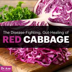 Red cabbage - Dr. Axe