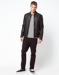 Enlarge Barney's Leather Jacket
