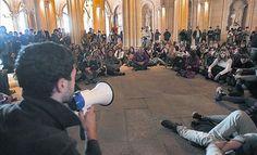 La UB ultima el veto a los encierros y los boicots estudiantiles