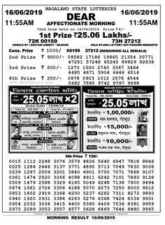 Dhankesari Lottery (dhankesarilottery) on Pinterest