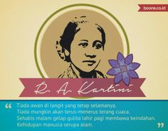 Happy Kartini's day for all Indonesian woman!