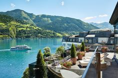 GRANDSPA Wellnessbereich Zell Am See, Wellness Spa, Grand Hotel, River, Outdoor, Relax Room, Outdoors, Outdoor Games, Outdoor Living