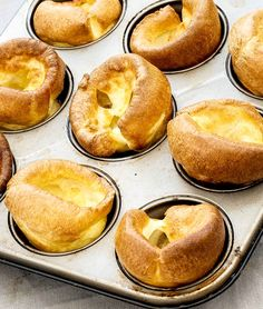 Simply The Best Yorkshire Puddings recipe: These are a staple of our Sunday Roast. And any roast dinner without Yorkies is seriously lacking.