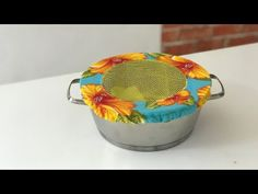 Diy Sewing Projects, Sewing Hacks, Sewing Tutorials, Home Decor Kitchen, Diy Kitchen, Cup And Saucer Crafts, Fabric Crafts, Diy Crafts, Craft Bags