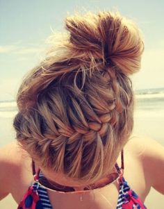 27 Best Cool Things To Do With Your Hair Images Braided Hairstyles
