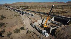 Avanza SCT con la modernización de puentes en la Chihuahua-Delicias | El Puntero