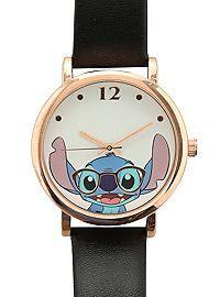 HOTTOPIC.COM - Disney Lilo & Stitch Nerdy Stitch Watch