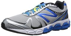 New Balance Mens M780V5 Running Shoe SilverBlue 14 D US >>> You can find more details by visiting the image link.(This is an Amazon affiliate link and I receive a commission for the sales)