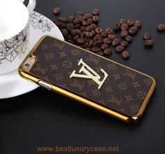 louis vuitton iphone 6 case. new celebrities style fashion real louis vuitton iphone 6 cases - plus lv designer wallet monogram brown free shipping chanel \u2026 iphone case