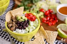 How To Make Taco Recipe : Turkey Taco Bowls with Cilantro Lime Rice