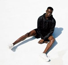 Stampd x Puma. The Trotteur Menswear Mens Style Mens Fashion Fashion Style Photography Campaign Lookbook Streetwear Stampd Puma
