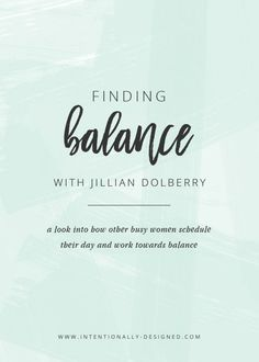 Last year, I wrote a post about how I schedule my work week and how I get it all done as a stay at home mom of a toddler and business owner of a growing, thriving business. The response was overwhelming, and I quickly realized how many of you needed guidance for creating your own schedule and finding balance between work and life. I realized that we all want a glimpse of how others are making it work so we can better structure our own lives.