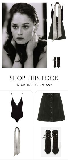 """""""Swan Song"""" by laurenthelabel ❤ liked on Polyvore featuring Osklen, Topshop, Rodarte, Jeffrey Campbell and laurenthelabel"""