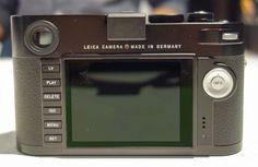 Leica M back