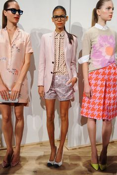 Those grey shorts.. oh, J. Crew what you do to me!