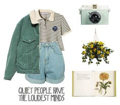 """""""Quiet"""" by elanorbrooke on Polyvore featuring Jayson Home and Nearly Natural"""