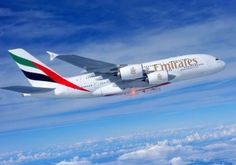 Emirates Airlines A380-800
