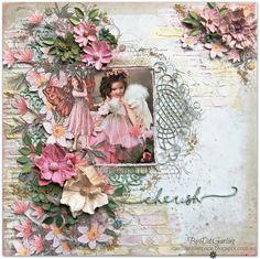 """Di's Creative Space: My 49 and Market July DT Reveal""""Cherish"""""""