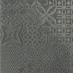 Casa Roma ®, CastleStone - Black Decor Inciso (CAS00286)