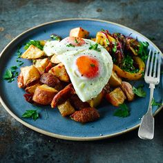 Chorizo Eggs. #food #eggs #chorizo #tasty #breakfast #spanish #gousto #goustocooking