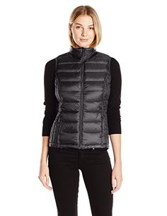 Women's Outerwear Vests - 32 Degrees Heat Weatherproof Womens Packable Puffer West *** To view further for this item, visit the image link.