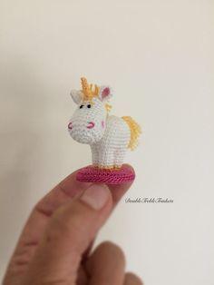 My little unicorn free crochet pattern.