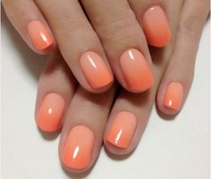 Ombre nagels: how to!