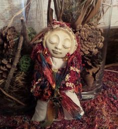 Gypsy Flowers by Jody on Etsy